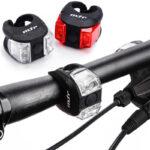 Zestaw lampek rowerowych FLEX