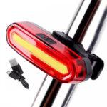 Lampka rowerowa tylna WHEEL UP