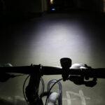 Przednia lampka rowerowa WHEEL UP