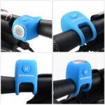 Dzwonek rowerowy elektryczny ROCKBROS
