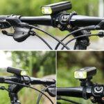 Lampa rowerowa przednia WHEEL UP