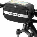 Sakwa rowerowa na kierownicę ROCKBROS